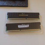 Corsair Vengeance LP (low profile) 16 GiB DDR3-800 CML16GX3M2A 1600C10